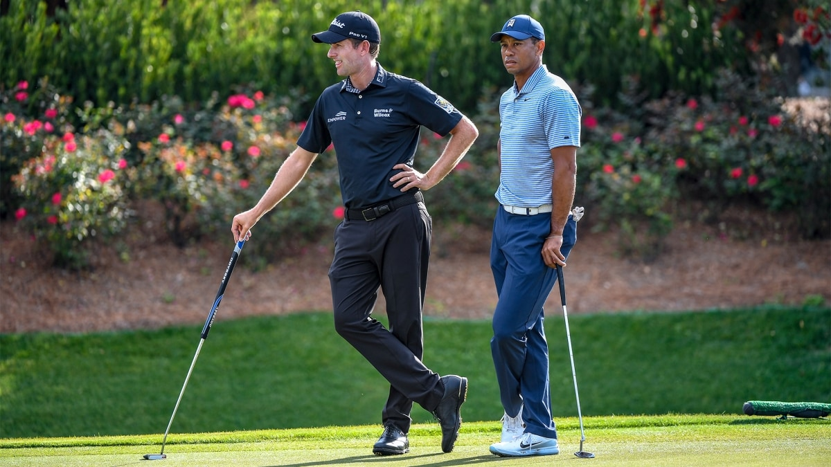 Jordan, Phelps still in awe of Tiger Woods' 2019 Masters win