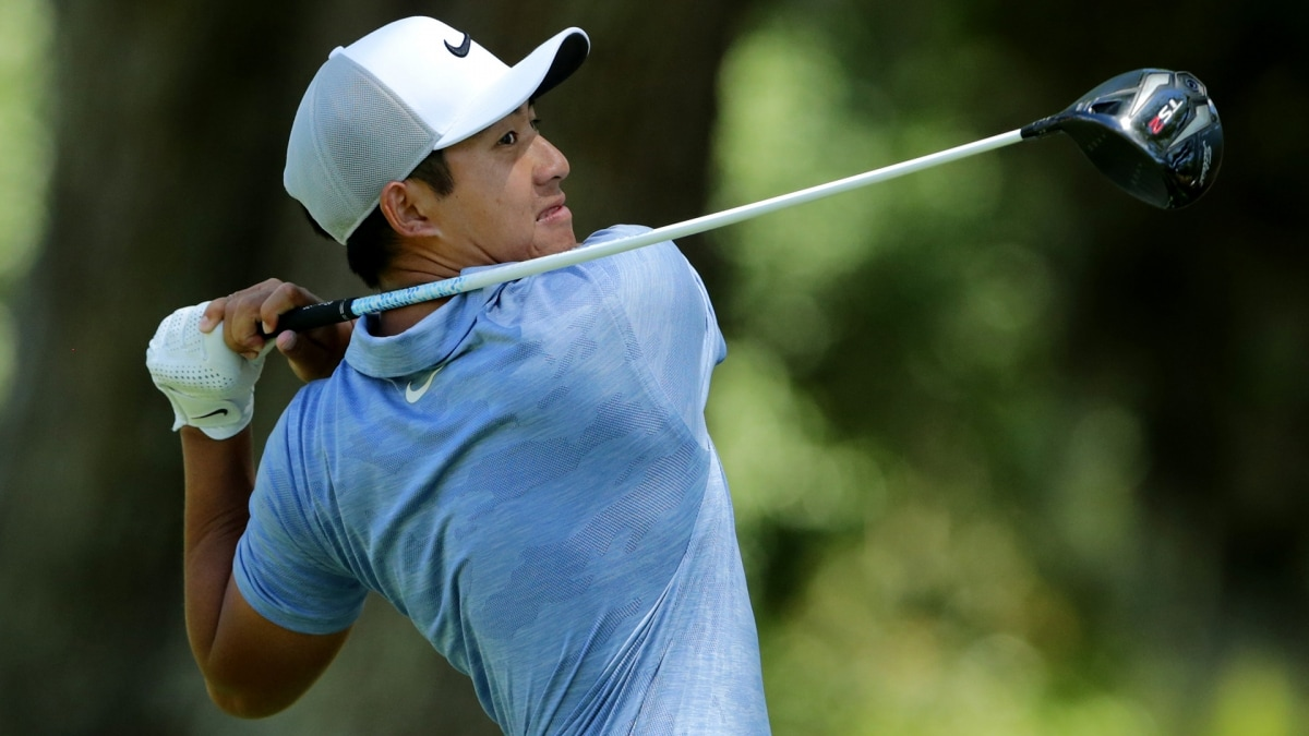 Maiden victor Pan claims RBC Heritage as Johnson capitulates