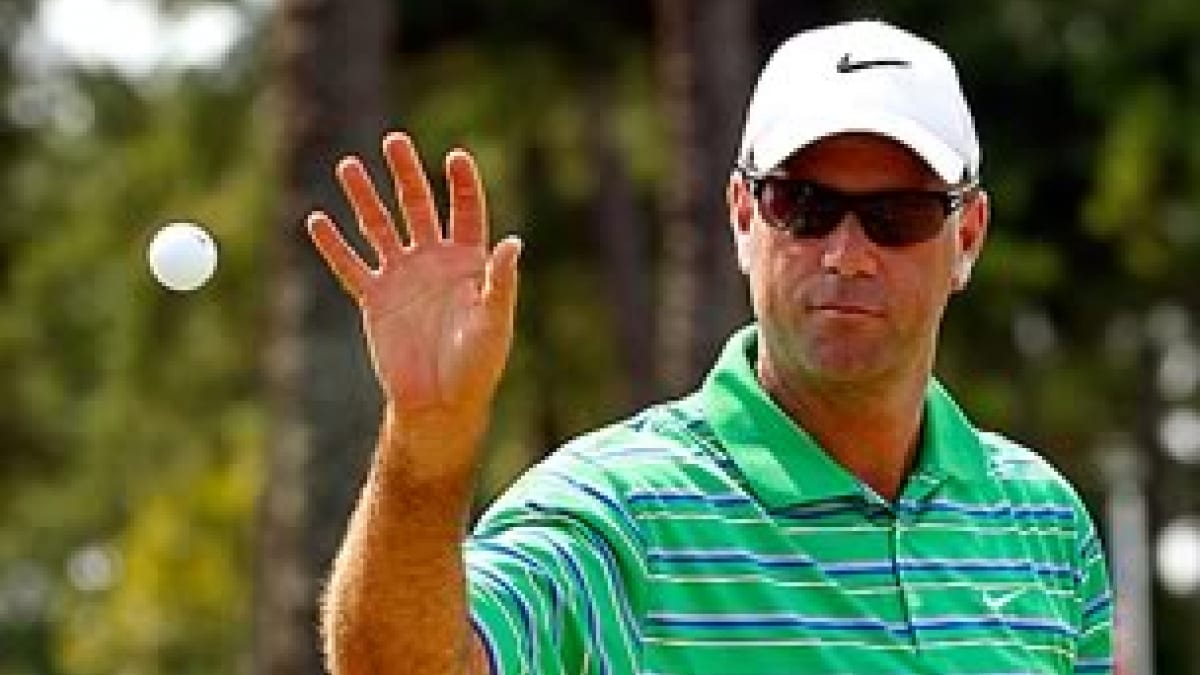 Cink WDs from Colonial, but keeps pro-am promise