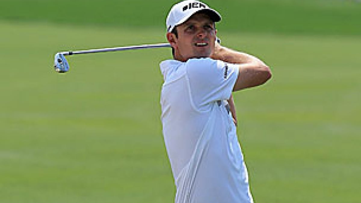 Justin Rose in the 2013 Arnold Palmer Invitational third round