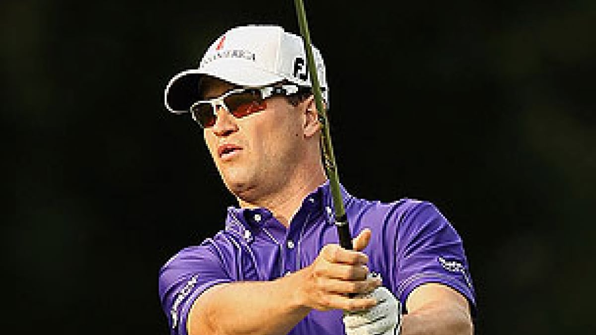 Zach Johnson Leads Crowne Plaza Invitational At Colonial Jason