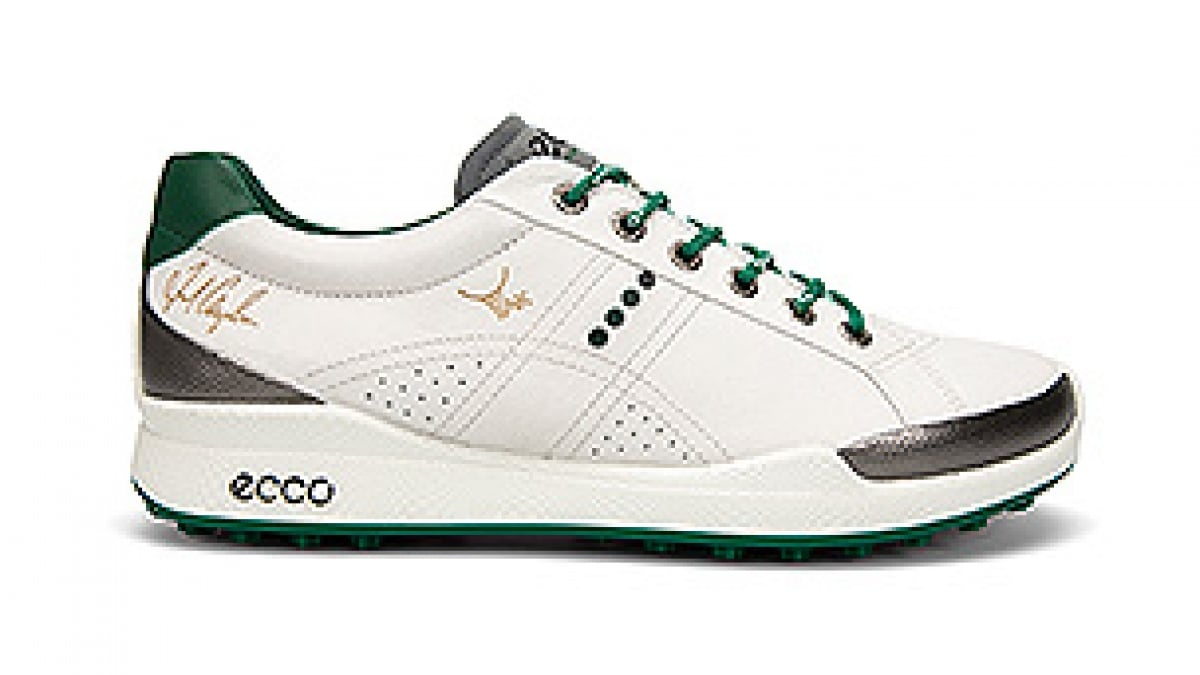 0ceeb04c68e1 Ecco Releases Special-Edition Masters Shoe for Fred Couples