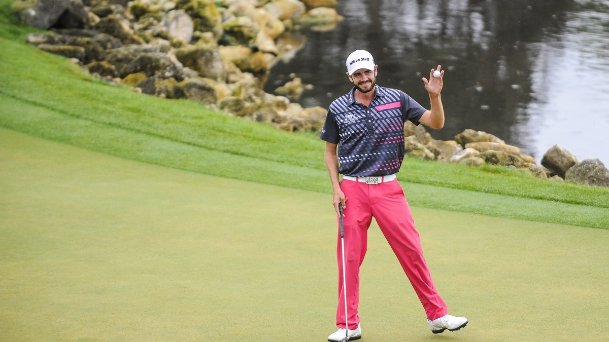 Merritt's MCs lead to solid play at Bay Hill