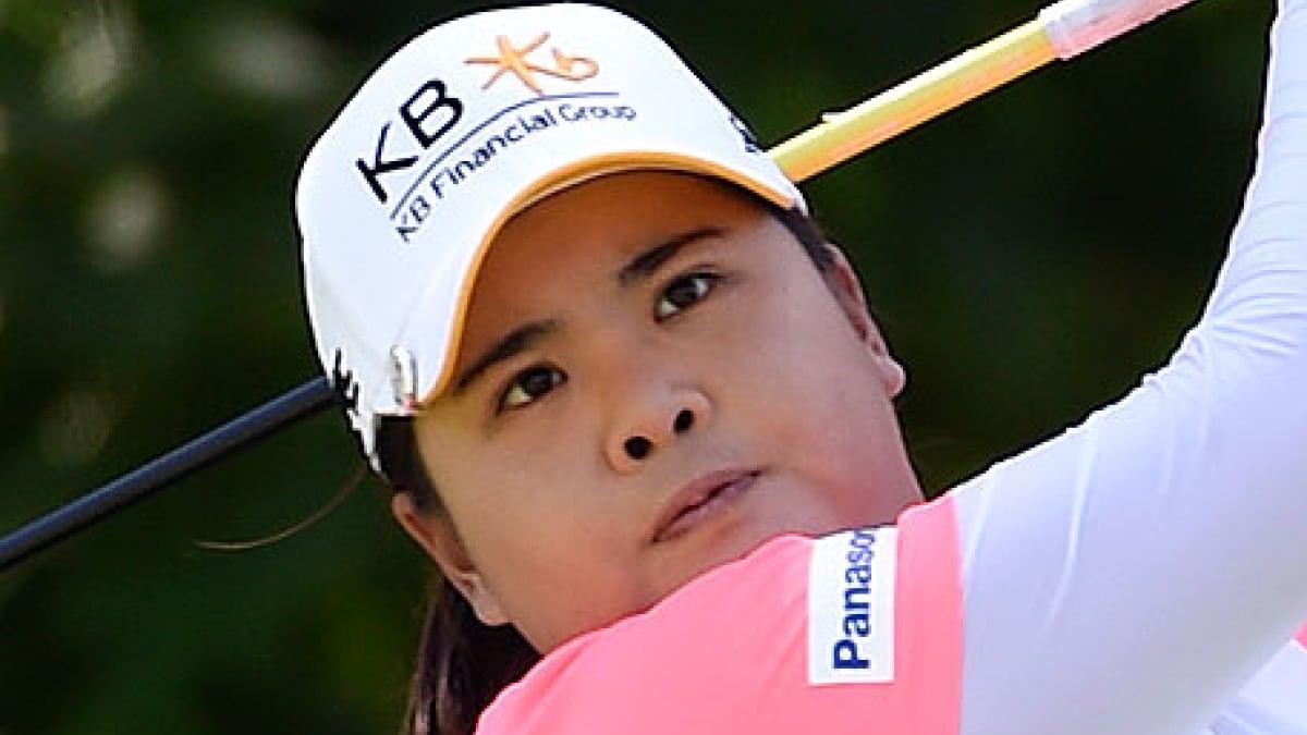 de19aafe0b952 Inbee Park Poised to Retake No. 1 Ranking | Golf Channel