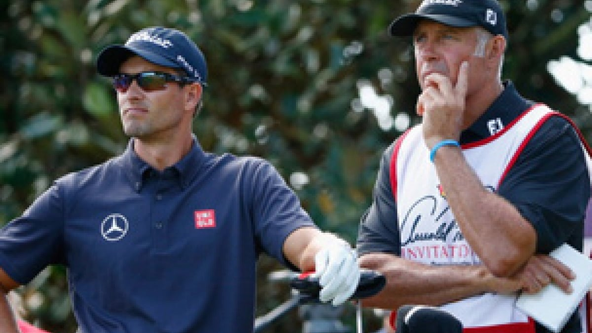 Scott cards 62, holds lead after Rd. 1 at Bay Hill