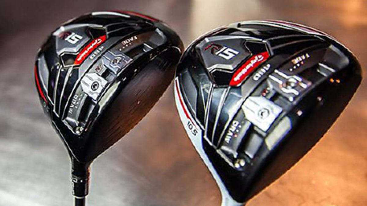 taylormade golf drivers by year