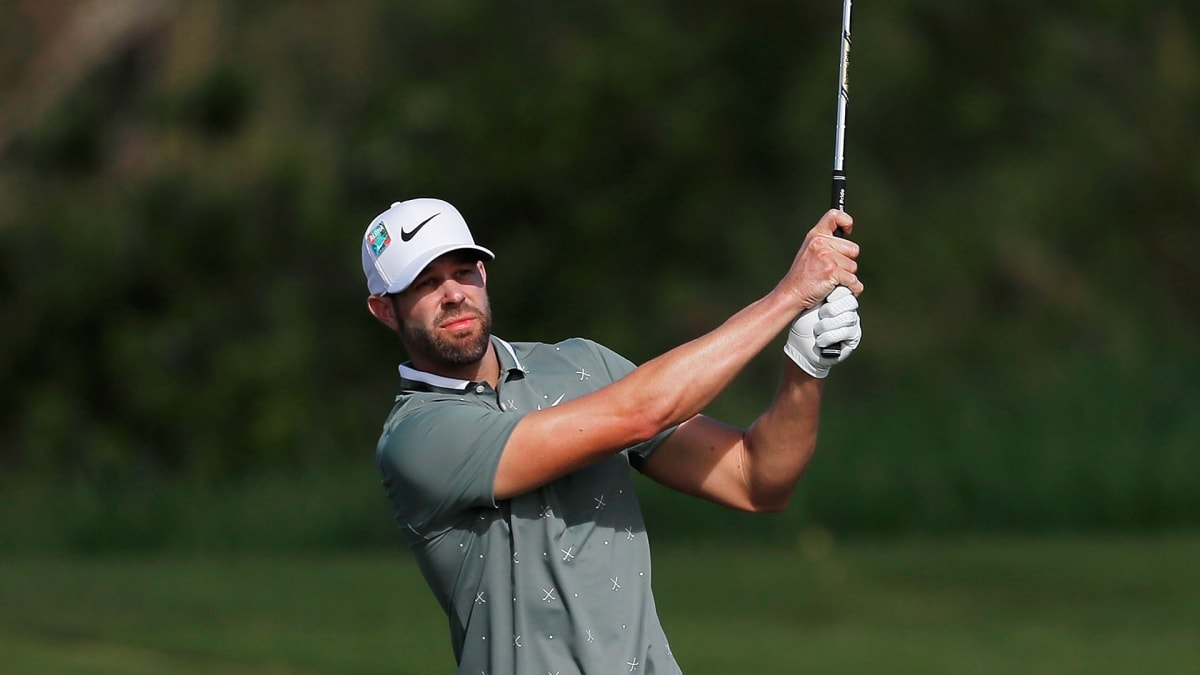 Leishman bounces back from freakish  hiccup
