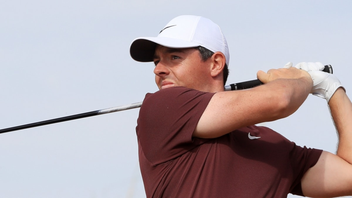 Garcia's lead in Sun City cut to 1 by Oosthuizen