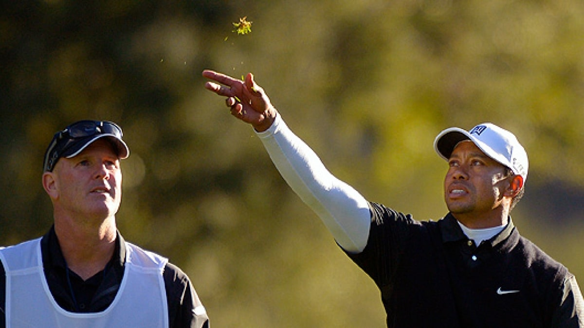 Tiger Woods Battles Wind Leads World Challenge Through 54 Holes