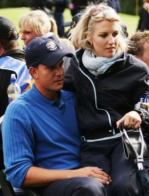 At the 2006 Ryder Cup