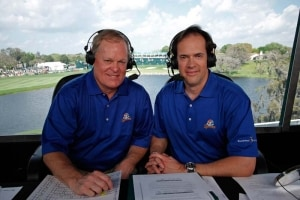 Johnny Miller and Dan Hicks