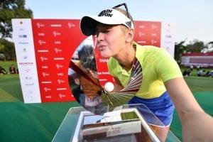 Honda LPGA Thailand: Jessica Korda