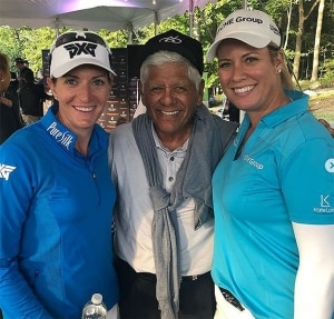 Brittany Lang, Lee Trevino, Brittany Lincicome