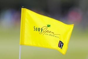 Sony Open flag