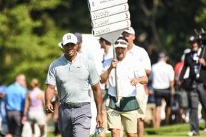 Tiger Woods, 62, BMW Championship, Round 1
