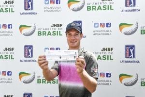 Drew Nesbitt, 59, Brazil Open, Round 2