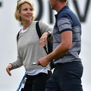 At the 2016 BMW International Open