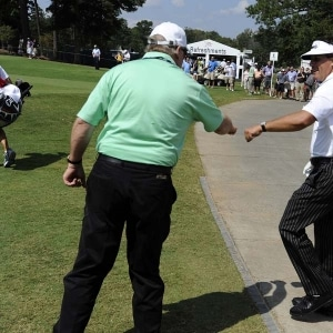 Johnny Miller and Phil Mickelson