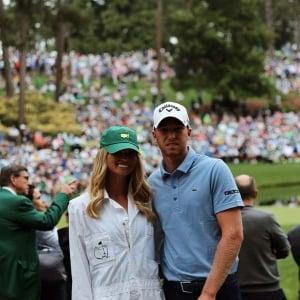 Daniel Berger and Tori Slater