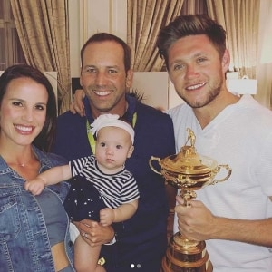 The Garcias and Niall Horan