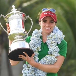 Blue Bay LPGA: Gaby Lopez