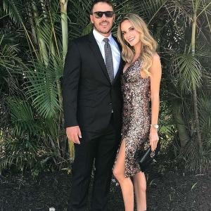 Brooks Koepka and Jena Sims