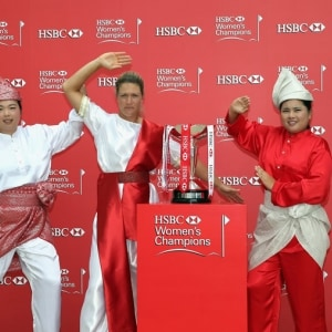 2014 HSBC Women's Champions