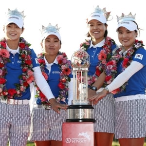 UL International Crown: South Korea
