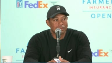 Chasing 18, Tiger does major math: '15's a lot ... it just takes time'