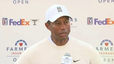 Tiger (71): 'Turned it around' after tough start on Friday at Torrey