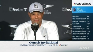 Tiger would like to figure out Rivera like Bubba has