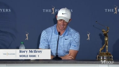 Rory's 'come a long way' since getting kicked out of bars in first Players appearance