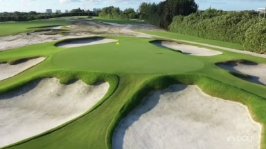DJ sizes up expected challenges of Seminole Golf Club