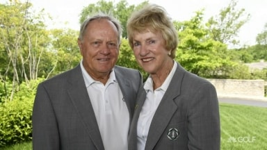 Jack and Barbara: Nicklaus' tested positive for COVID-19 in March