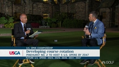 Diaz on Winged Foot's return to host a U.S. Open