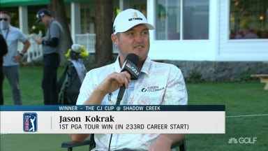 Kokrak on first Tour win: 'Inevitable that I was actually going to get it done'