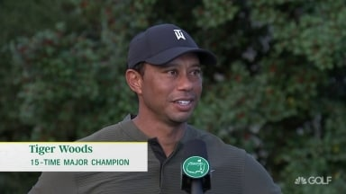Tiger on bogey-free 68: 'Did everything well today'