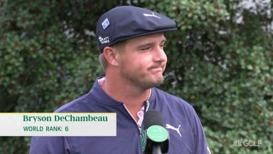 DeChambeau battling non-COVID related health issues at Augusta