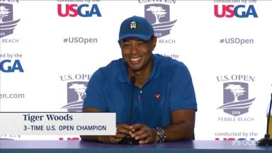 Tiger on 2000 U.S. Open win: 'I made everything'