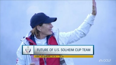 The future of the U.S. Solheim Cup team