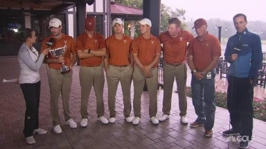 Hook 'em Horns: Texas recaps East Lake cup title win