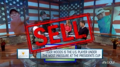 Buy or Sell: Tiger the U.S. player under the most pressure at Prez Cup