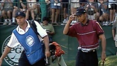 Tiger Slam sneak peek: Bonding au championnat PGA 1999