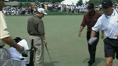 Aperçu du Tiger Slam: dimanche au championnat PGA 2000