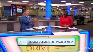 'Biggest' question for Masters week: How will Bryson tackle Augusta National?
