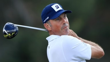 Defending champ Kuchar has been on 'island time' since Presidents Cup