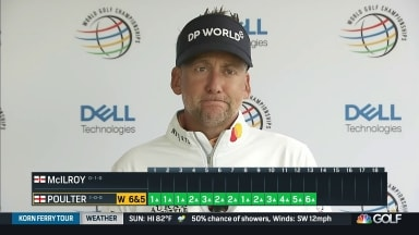 Ian Poulter beats McIlroy convincingly at Match Play