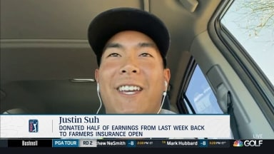 Why Justin Suh gave back half of Farmers earnings