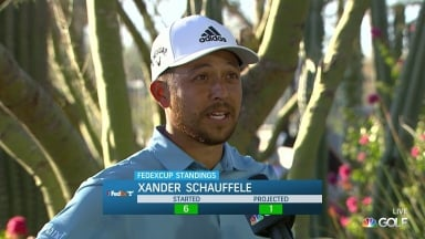 Why Schauffele wants to have a rookie's mentality