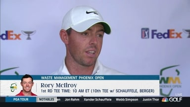McIlroy feels proposed equipment changes are short-sighted